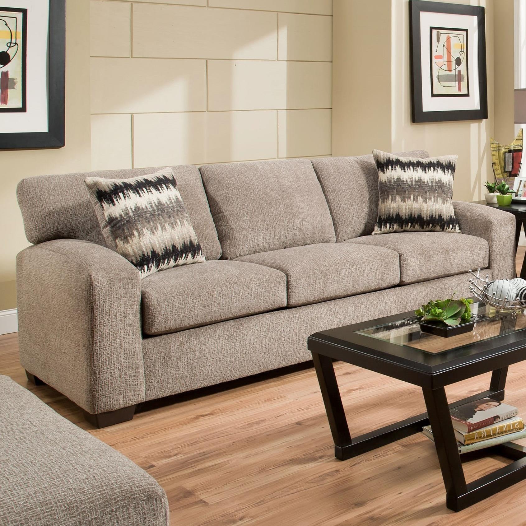 5250 Sofa by Peak Living at Prime Brothers Furniture