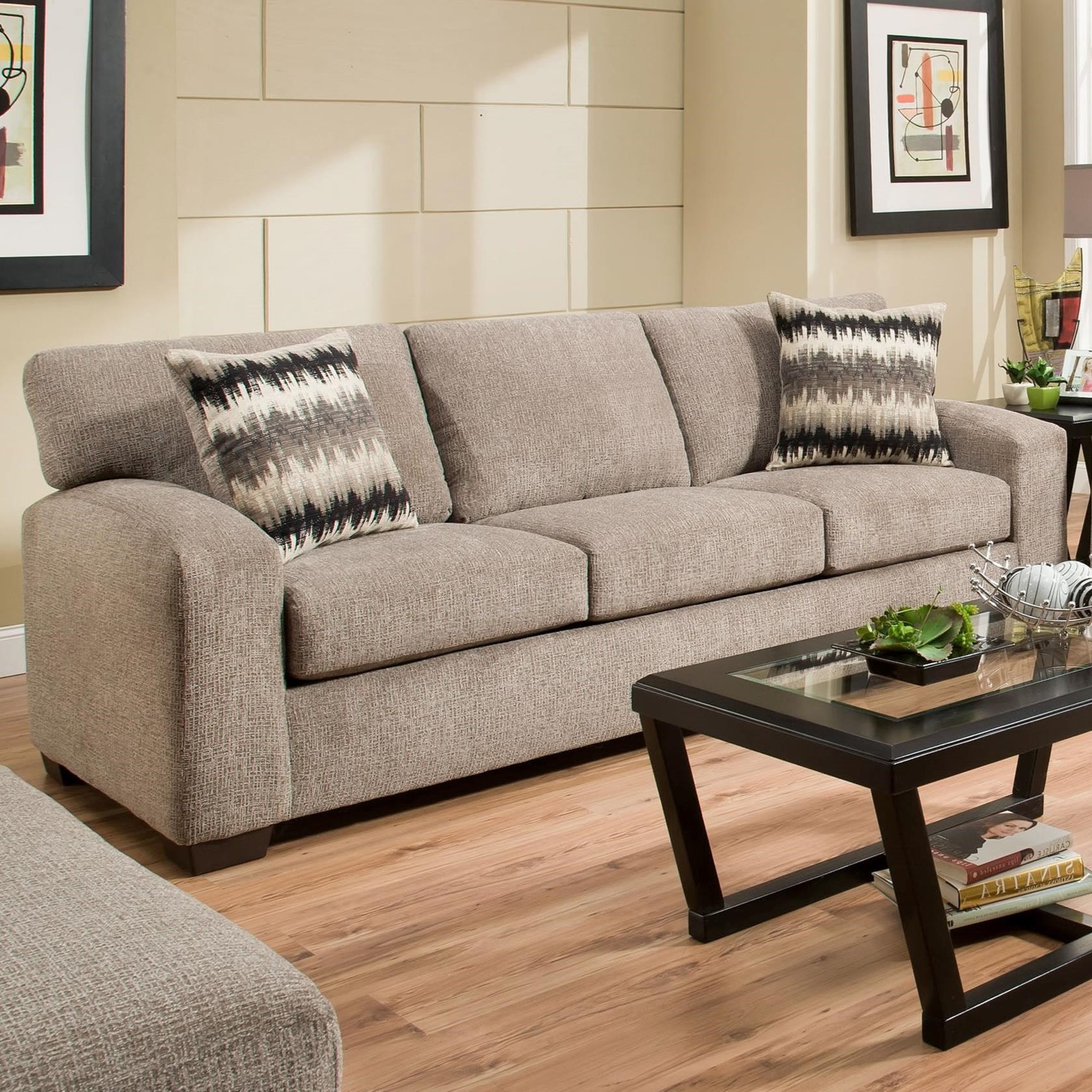 5250 Sleeper Sofa by Peak Living at Prime Brothers Furniture