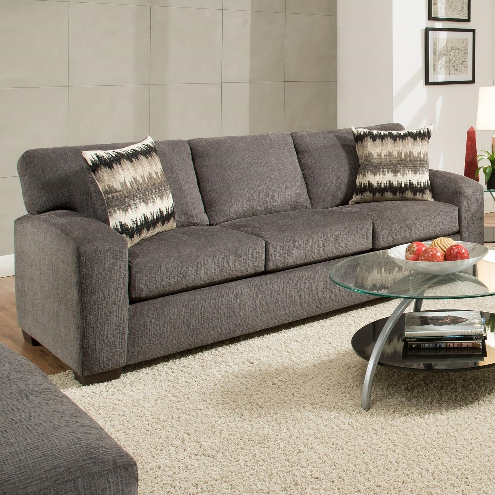 5250 Sleeper Sofa by Peak Living at Prime Brothers Furniture