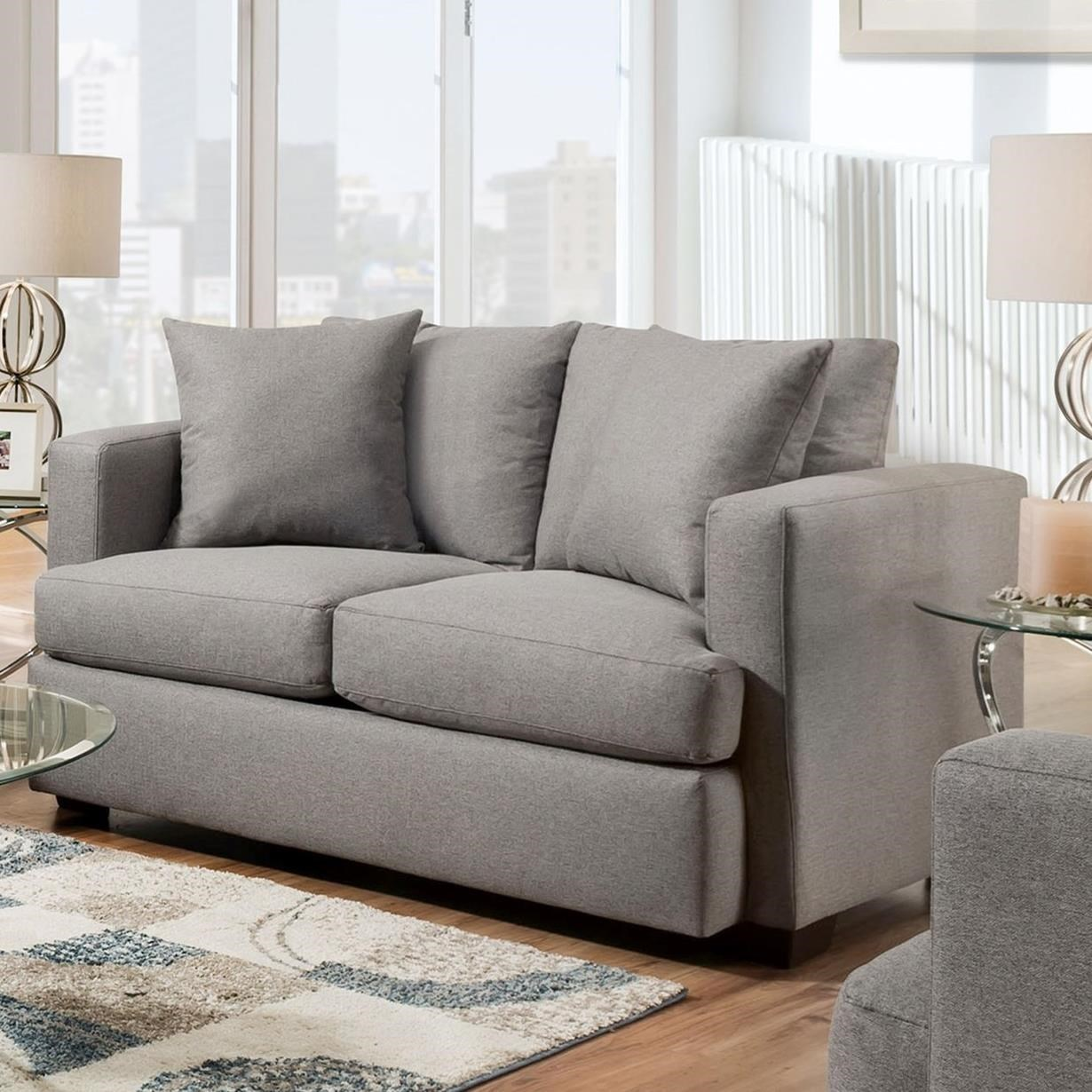 5300 Loveseat by Peak Living at Prime Brothers Furniture