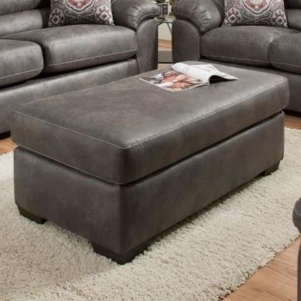 5407 Cocktail Ottoman by Peak Living at Prime Brothers Furniture