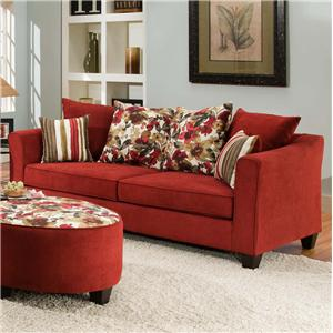 American Furniture 6300  Sofa