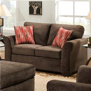 American Furniture 7670 Loveseat