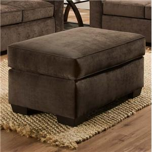 American Furniture 7670 Ottoman