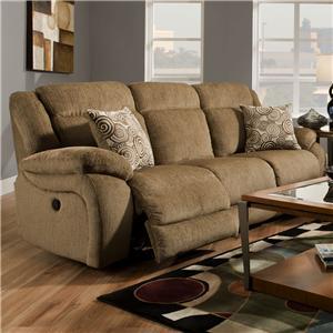 American Furniture AF330 Reclining Sofa