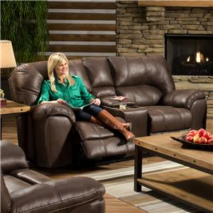 American Furniture AF740 Reclining Loveseat