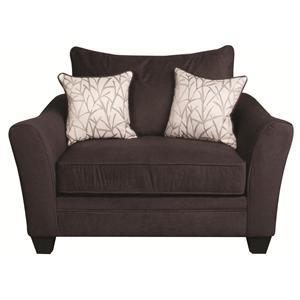 Rachel Casual Chair and a Half