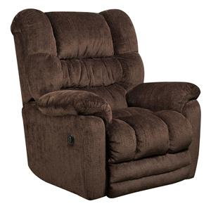 American Furniture Recliners  Power Recliner with Heat and Massage