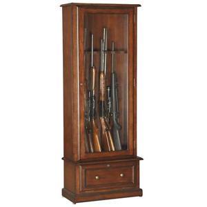 American Furniture Classics Gun Cabinets 10 Gun Cabinet