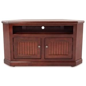 Customizable Corner TV Stand