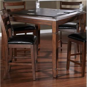 Rosa 2-in-1 Pub Table with Flip Top