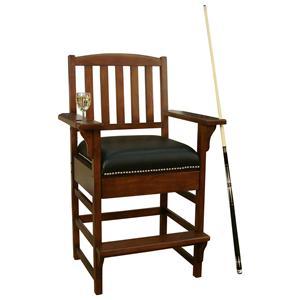 American Heritage Billiards Bar Stools King Chair