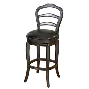 American Heritage Billiards Bar Stools 26'' Milan Bar Stool