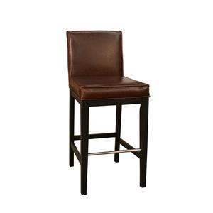 "American Heritage Billiards Bar Stools 24"" Bourbon Halifax Bar Stool"