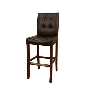 "American Heritage Billiards Bar Stools 26"" Hancock Bar Stool"