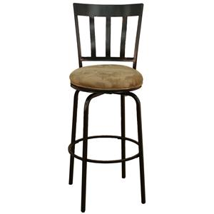 "American Heritage Billiards Bar Stools 26"" Skyline Bar Stool"