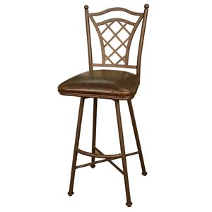 "American Heritage Billiards Bar Stools 30"" Savannah Bar Stool"