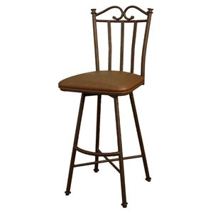 "American Heritage Billiards Bar Stools 26"" Casia Bar Stool"