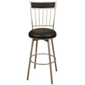 "American Heritage Billiards Bar Stools 24"" Alliance Bar Stool"