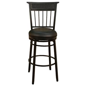 "American Heritage Billiards Bar Stools 24"" Spencer Bar Stool"
