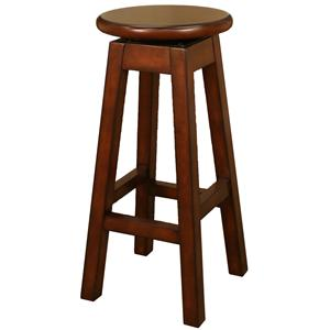 "American Heritage Billiards Bar Stools 24"" Suede Taylor Stool"