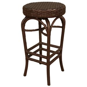 "American Heritage Billiards Bar Stools 24"" Nassau Bar Stool"
