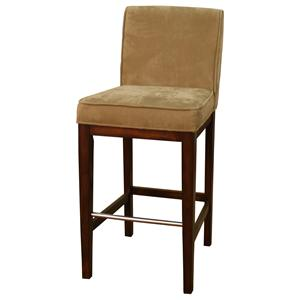 "American Heritage Billiards Bar Stools 24"" Hawthorne Bar Stool"