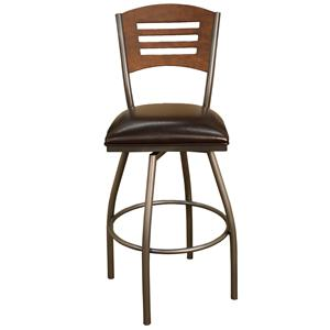 "American Heritage Billiards Bar Stools 24"" Marion Bar Stool"