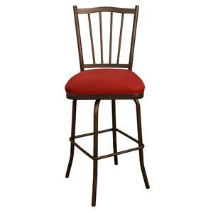 "American Heritage Billiards Bar Stools 24"" Spice Melody Bar Stool"