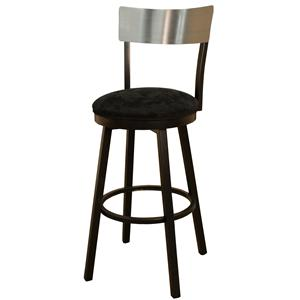 "American Heritage Billiards Bar Stools 30"" Matrix Bar Stool"