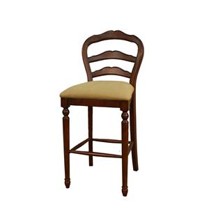 "American Heritage Billiards Bar Stools 26"" Fairview Bar Stool"