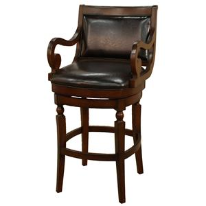 "American Heritage Billiards Bar Stools 30"" Bar Stool"
