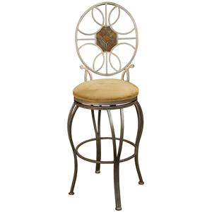 "American Heritage Billiards Bar Stools 30"" Palazzo Bar Stool"