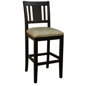 "American Heritage Billiards Bar Stools 24"" Bradley Vinyl Bar Stool"