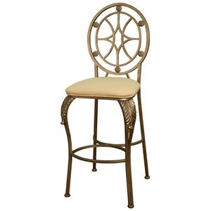 "American Heritage Billiards Bar Stools 30"" Roslyn Bar Stool"