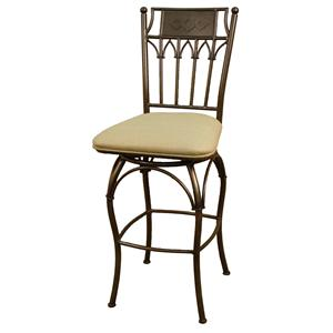 "American Heritage Billiards Bar Stools 24"" Delaney Bar Stool"