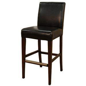 "American Heritage Billiards Bar Stools 26"" Toast Highland Bar Stool"