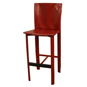 "American Heritage Billiards Bar Stools 26"" Crimson Ethos Bar Stool"