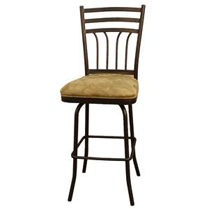 "American Heritage Billiards Bar Stools 26"" Emerson Bar Stool"