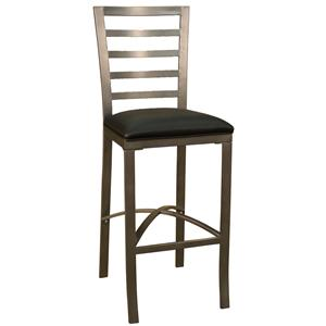 "American Heritage Billiards Bar Stools 26"" Titan Bar Stool"