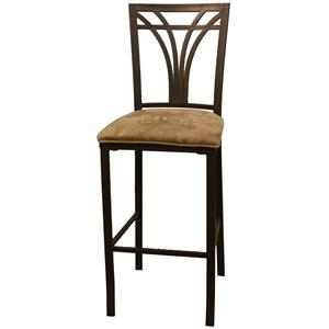 "American Heritage Billiards Bar Stools 30"" Archor Bar Stool"