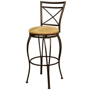 "American Heritage Billiards Bar Stools 24"" Torino Bar Stool"