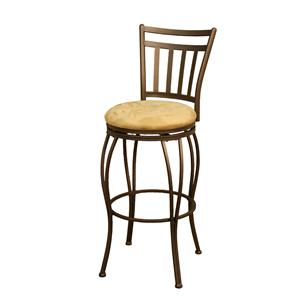 "American Heritage Billiards Bar Stools 24"" Folio Bar Stool"