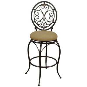 "American Heritage Billiards Bar Stools 24"" Opus Bar Stool"