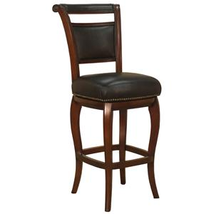 "American Heritage Billiards Bar Stools 30"" Marcello Bar Stool"