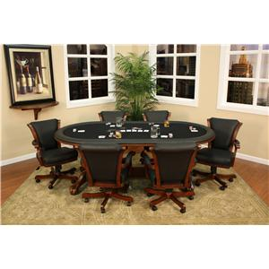 American Heritage Billiards High Stakes 7 Piece Set