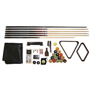 Renaissance Accessory Kit with Pool Game and Maintenance Pieces
