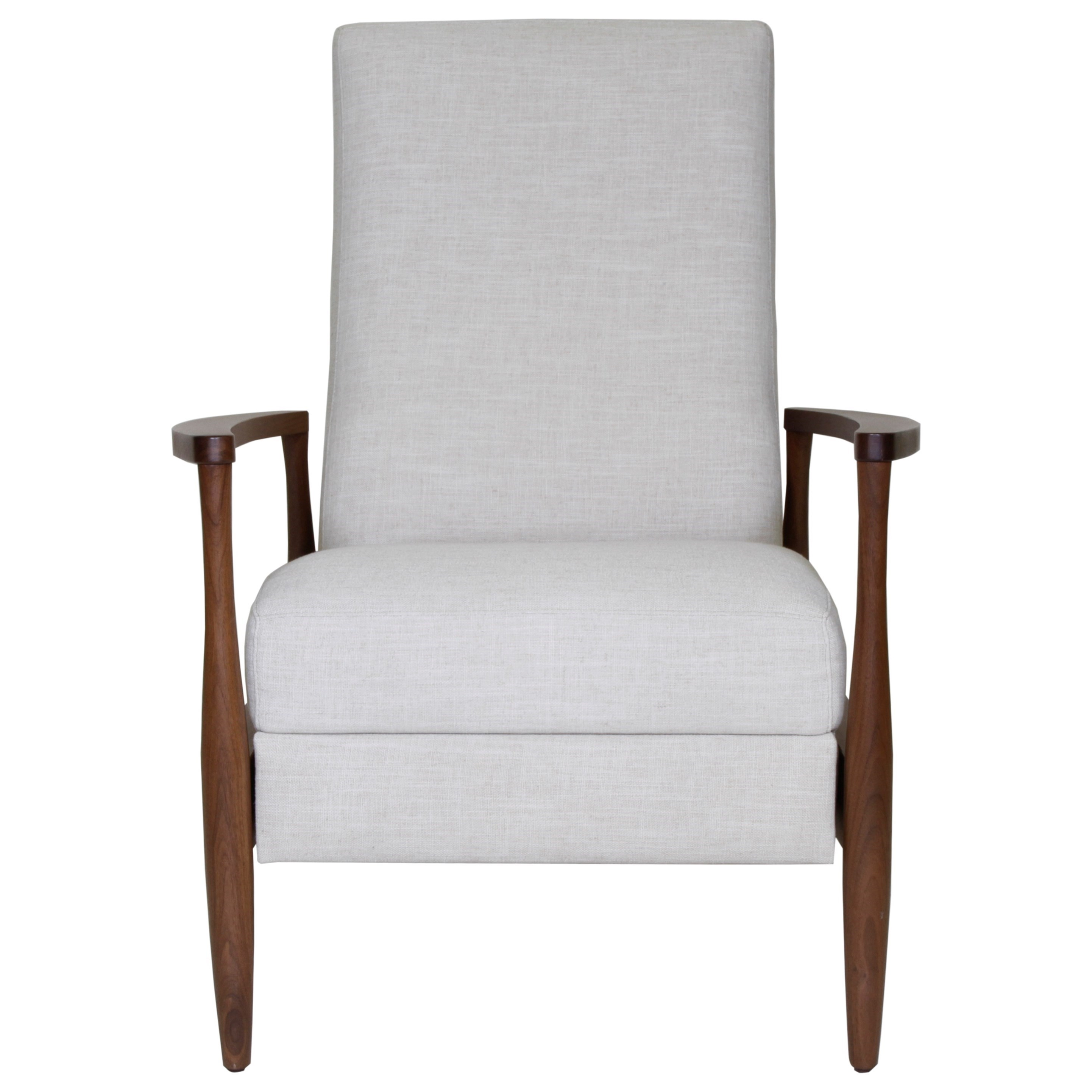 Aston High Leg Recliner by American Leather at Williams & Kay