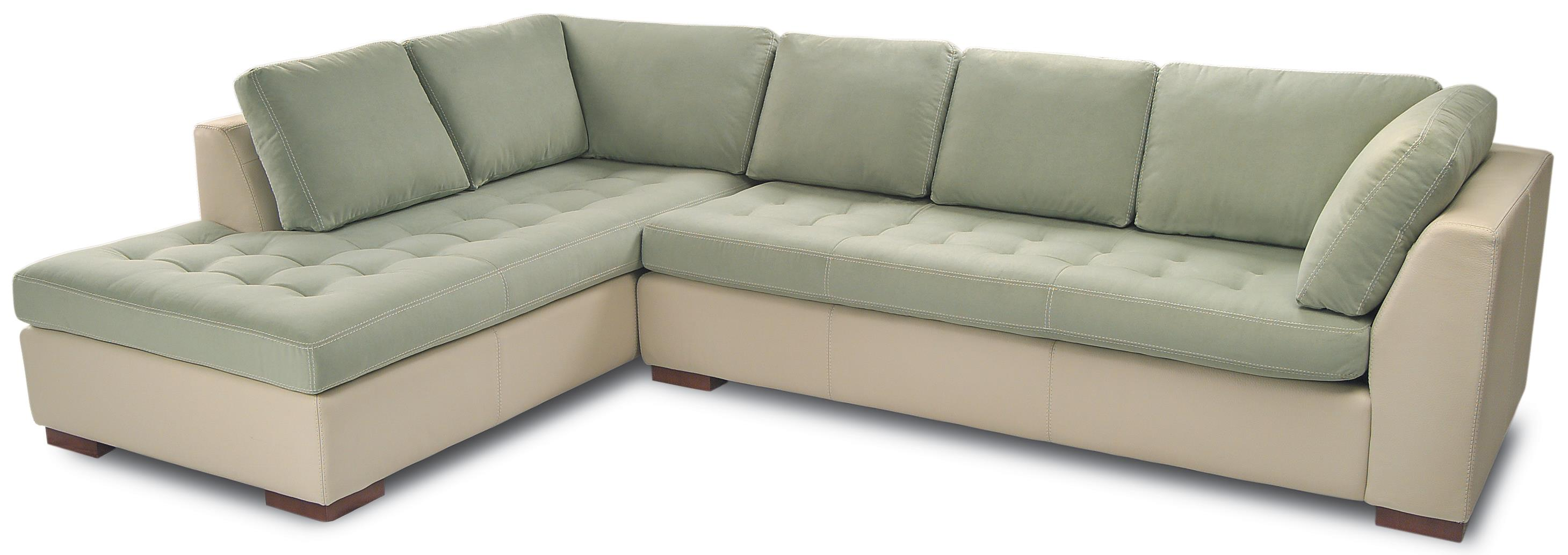Astoria Sectional Sofa by American Leather at Williams & Kay