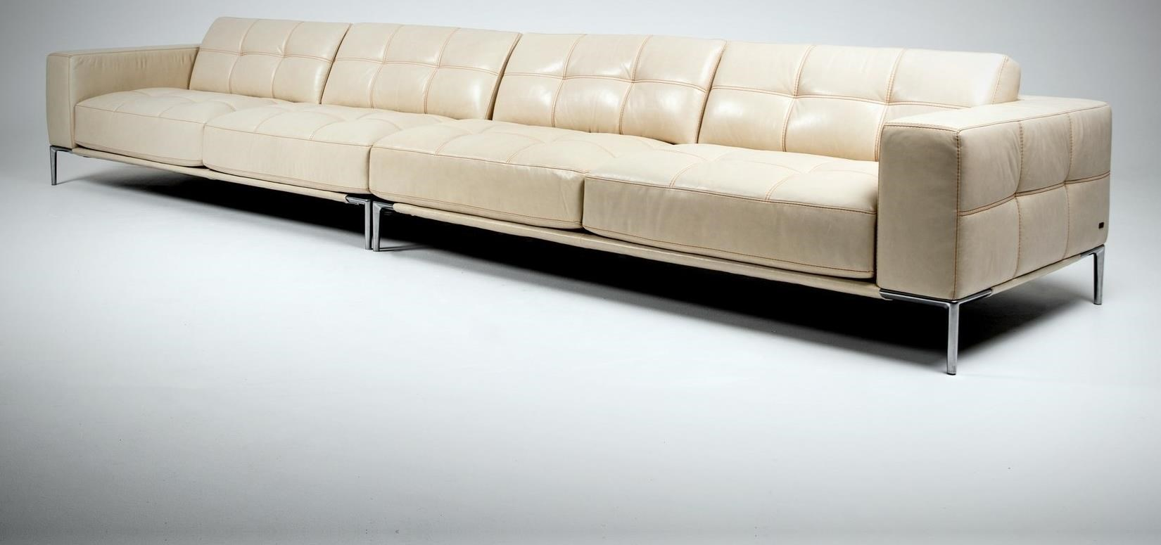 Barcelona 4-Seat Sofa by American Leather at Baer's Furniture